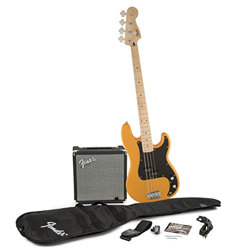 squier fender beginner guitar butterscotch musical instruments online store. Black Bedroom Furniture Sets. Home Design Ideas