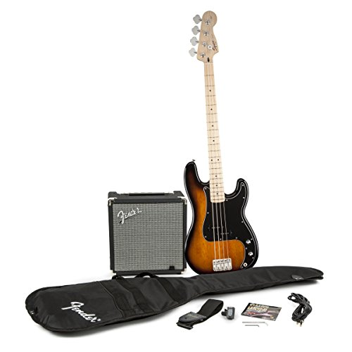 fender 301672032 squier bass guitar musical instruments online store. Black Bedroom Furniture Sets. Home Design Ideas