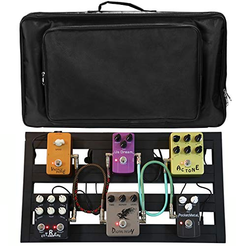 luvay guitar pedal board pedalboard musical instruments online store. Black Bedroom Furniture Sets. Home Design Ideas