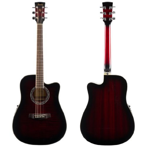 ibanez performance pf28ece acoustic electric guitar musical instruments online store. Black Bedroom Furniture Sets. Home Design Ideas